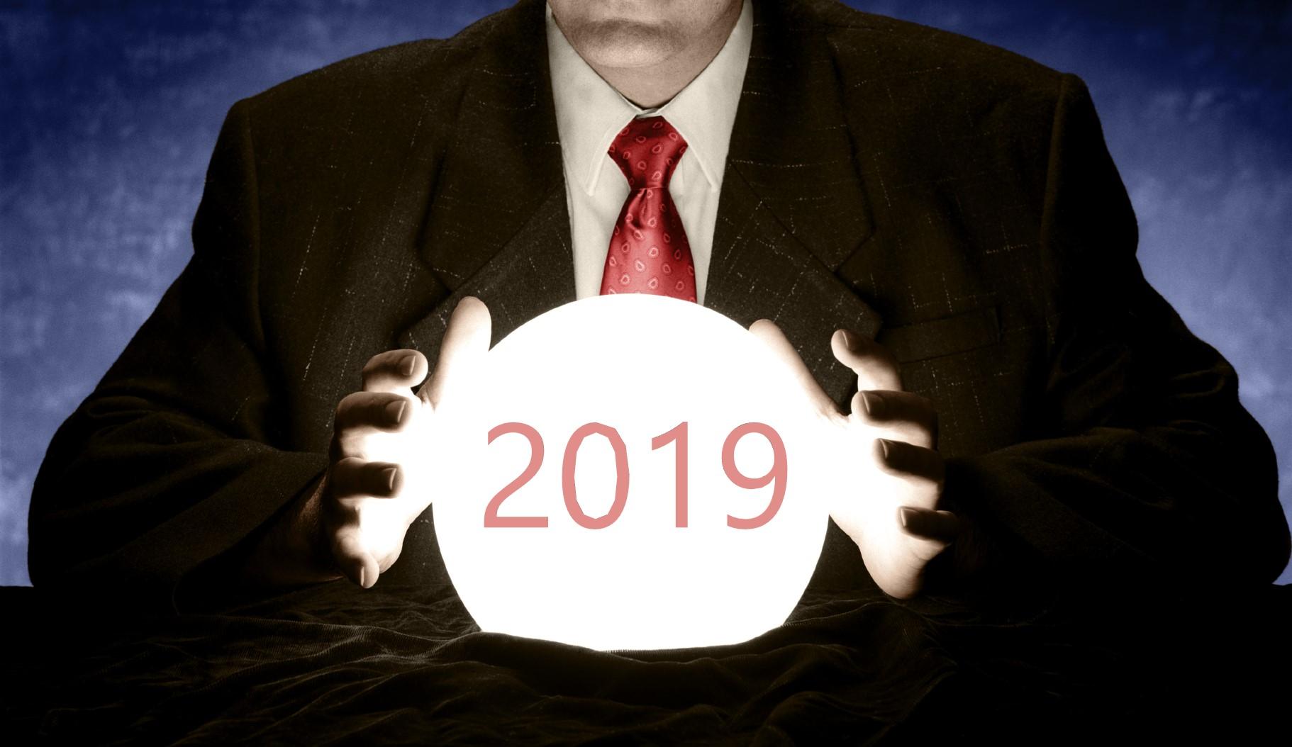 2019 crystal ball