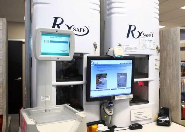 RxSafe automation