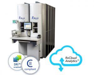 RxSafe 1800 with RxCloud Analytics