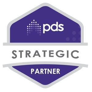 PDS strategic partner badge