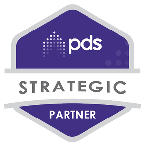 PDS strategic partner badge