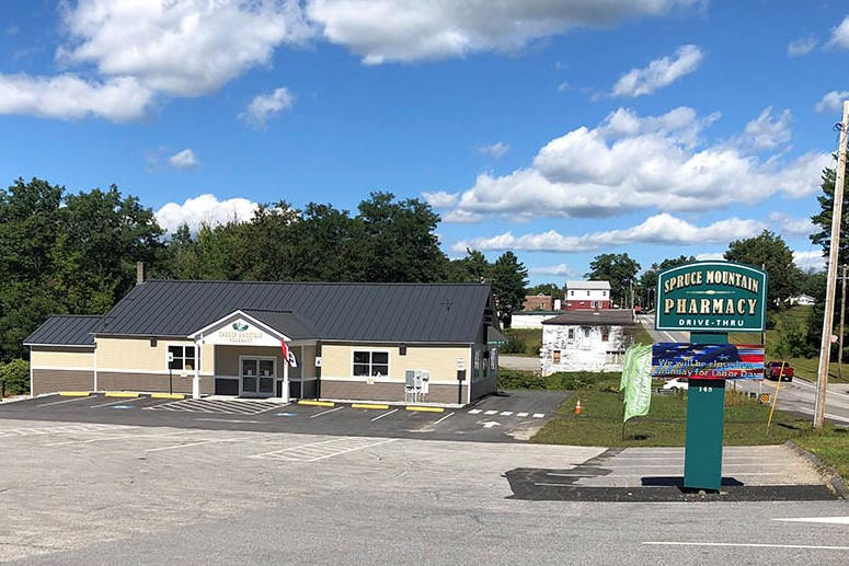 Spruce Mountain Pharmacy in Jay Maine