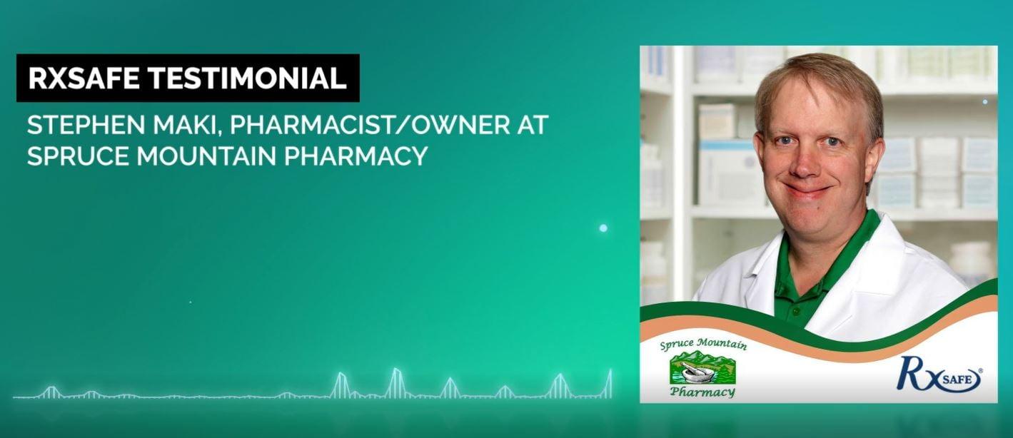 Steve Maki Spruce Mountain Pharmacy